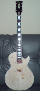 Cimar Les Paul Custom