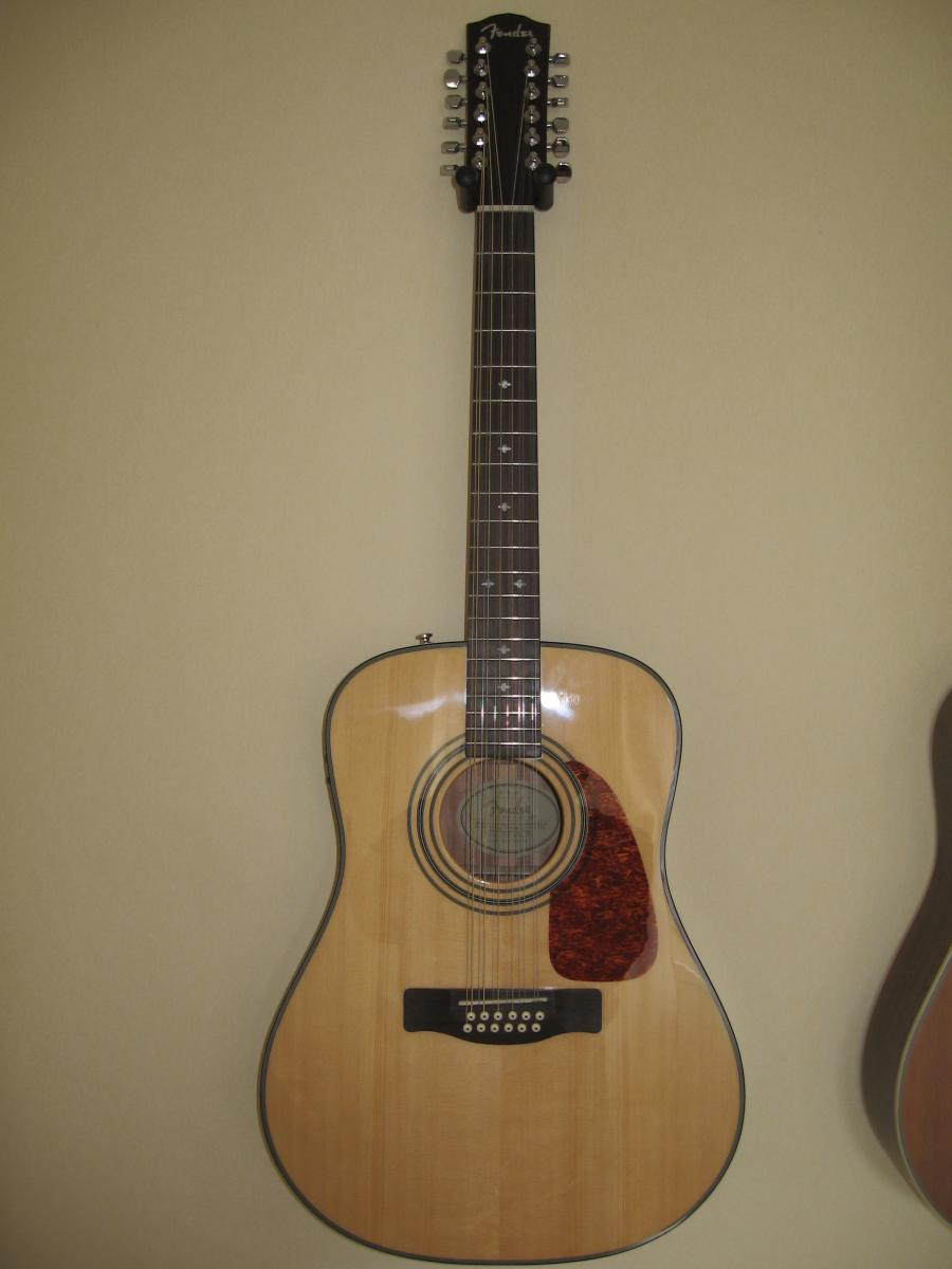 Fender CD-160 SE-12 string