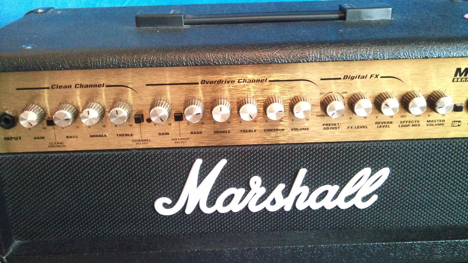 Marshall Förstärkare