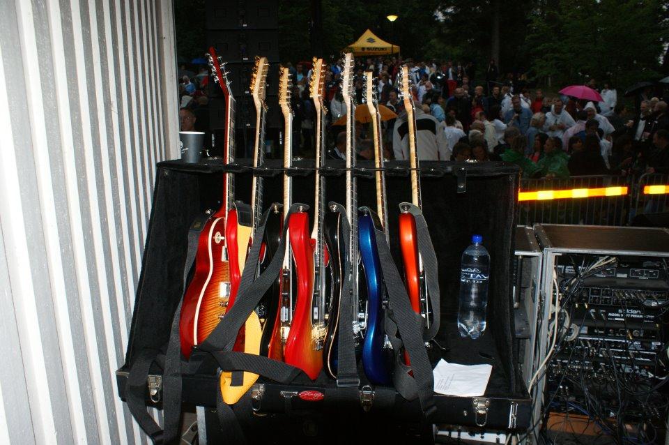 mina gitarrer