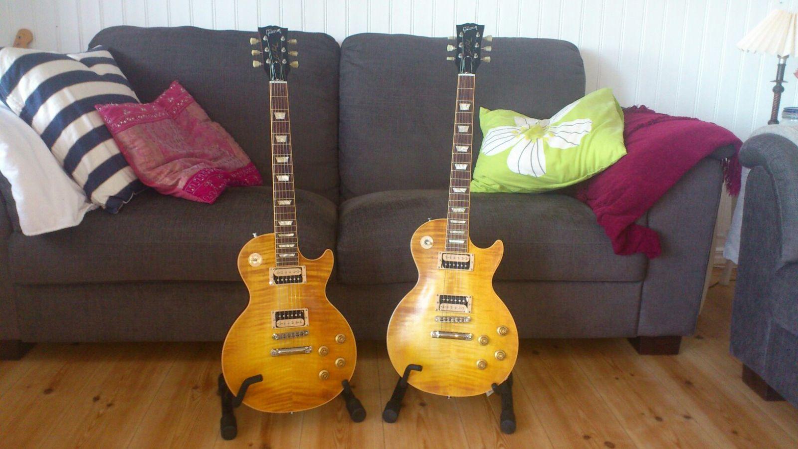 Gibson Les Paul Standard Faded Honeyburst 2008