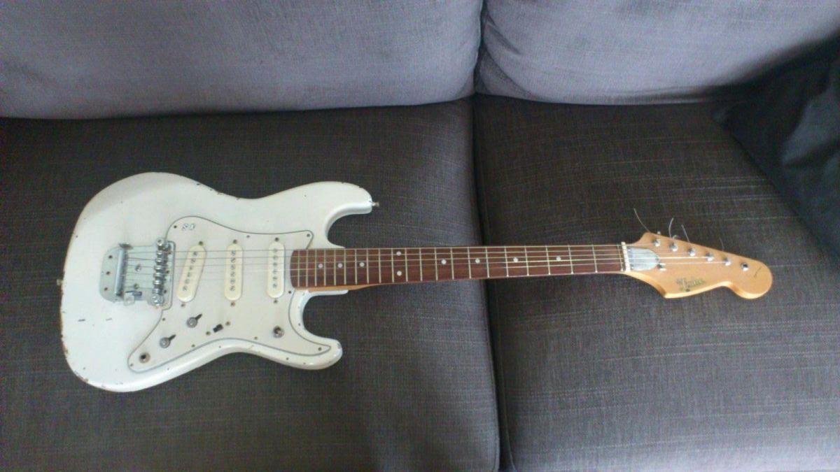 """Duke """"Stratocaster"""" 1973"""